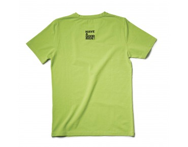 ASSOS MADE IN CYCLING women's t-shirt green