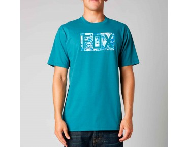 FOX CROOZADE T-Shirt heather blue