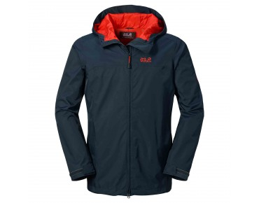 Jack Wolfskin ARROYO JACKET Jacke night blue