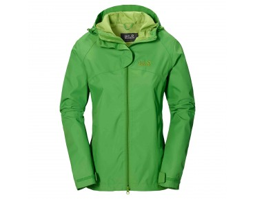 Jack Wolfskin ARROYO Jacket Women basil green