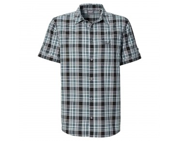 Jack Wolfskin SAINT ELMOS MEN Shirt black checks