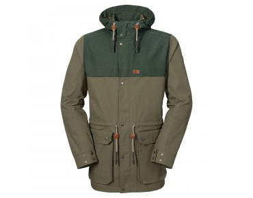 Jack Wolfskin BUKOBA F65 TEXAPORE MEN Jacket burnt olive