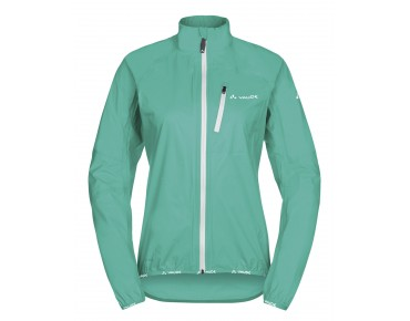 VAUDE DROP JACKET III Damen Regenjacke lotus green