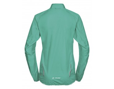 VAUDE DROP JACKET III waterproof jacket for women lotus green
