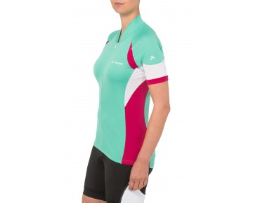 VAUDE ADVANCED women's jersey lotus green