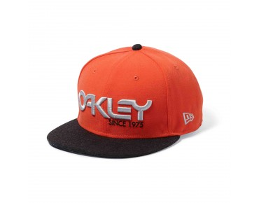 OAKLEY SNAP BACK cap grenadine