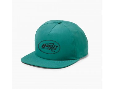 OAKLEY FOUNDATION SNAP-BACK cap green slate