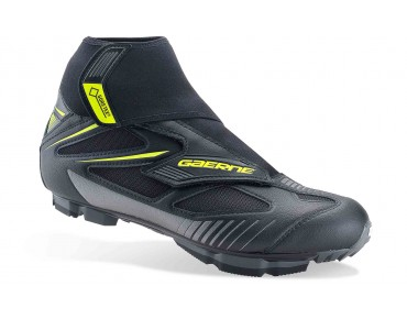 GAERNE G WINTER GORE-TEX MTB shoes black