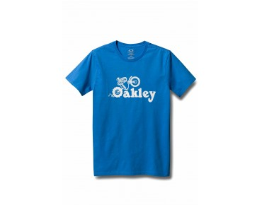 OAKLEY NUTS FOR T-Shirt brilliant blue