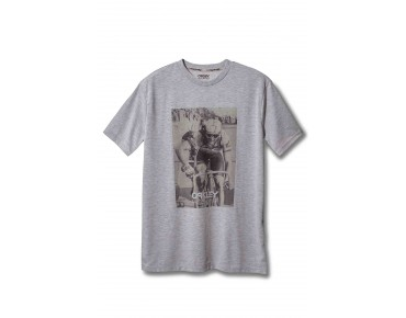 OAKLEY GREG LEMOND t-shirt heather grey