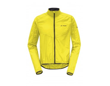 VAUDE AIR JACKET II windjack canary