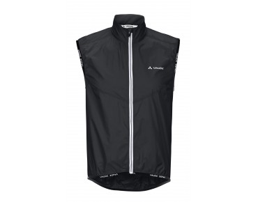 VAUDE AIR VEST II windproof vest black