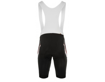TEAM bib shorts black