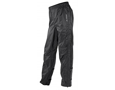 FLUID FULL ZIP PANTS II waterproof trousers black