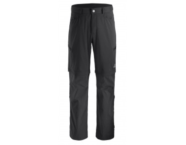 VAUDE YAKI ZO PANTS zip-off trousers black