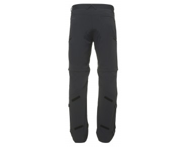VAUDE YAKI ZO PANTS zip-off broek black