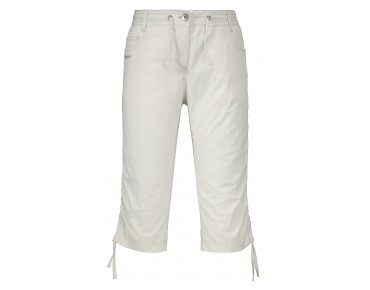 Schöffel TINKA 3/4-Length Trousers Women white alyssum