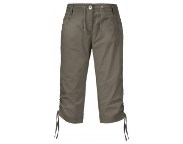 Schöffel TINKA 3/4-Length Trousers Women clay