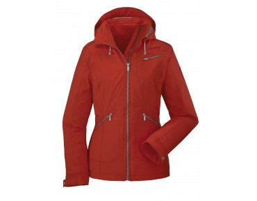 Schöffel MARCELLA Jacket Women grenadine