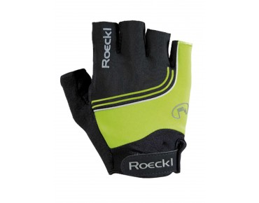 ROECKL BELLUNO gloves black/lime