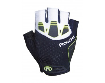 ROECKL INDAL gloves black/white
