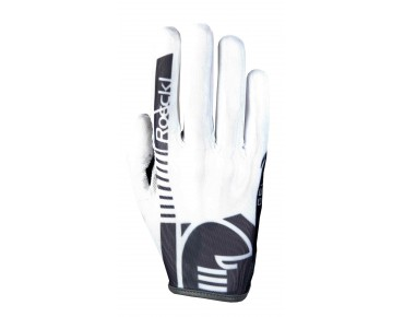 ROECKL MANTUA SOLAR full finger gloves white