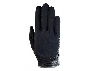 ROECKL MELROSE full finger gloves black
