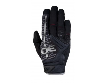 ROECKL MOLVENO full finger gloves black
