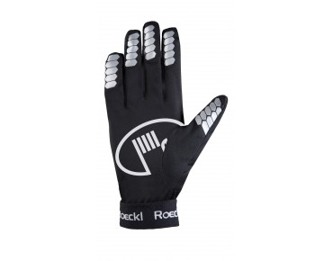 ROECKL MALVAS full finger gloves black