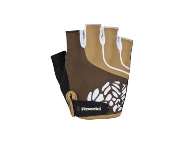ROECKL DOSSENA women's gloves brown