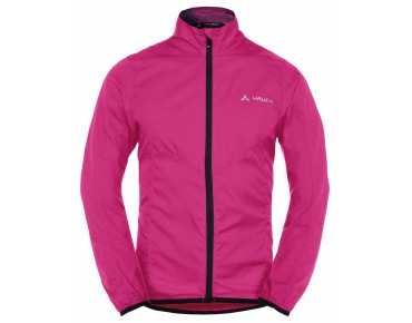 VAUDE ELMO JACKET II kids' windbreaker grenadine