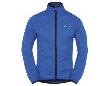 VAUDE ELMO JACKET II kids' windbreaker hydro blue