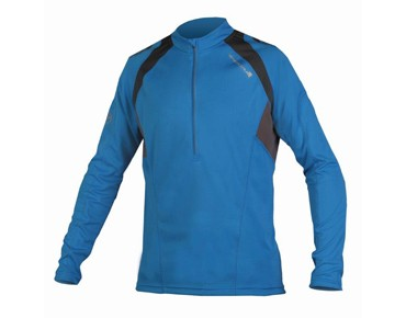 ENDURA HUMMVEE II long-sleeved bike shirt ultramarine