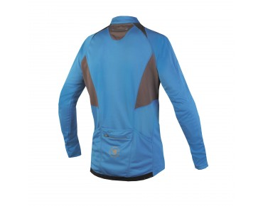 ENDURA HUMMVEE II long-sleeved bike shirt ultra-navy