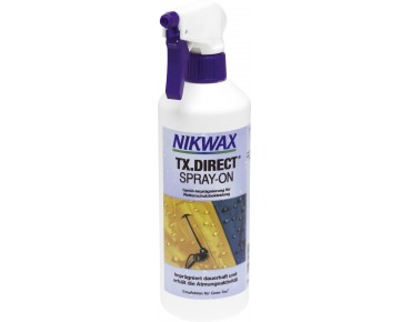 NIKWAX TX DIRECT SPRAY 300 ml waterproofing spray