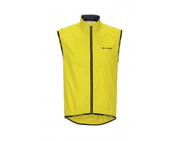 VAUDE AIR VEST II windproof vest canary