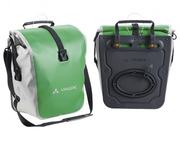 VAUDE AQUA FRONT panniers apple/metallic