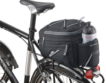 VAUDE SILKROAD L rack bag black