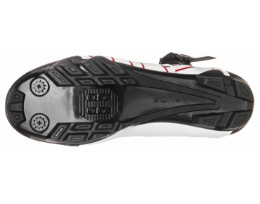 VAUDE EXIRE ADVANCED RC MTB shoes white/red
