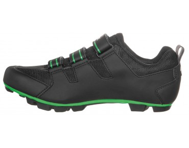 VAUDE EXIRE ACTIVE RC MTB shoes black/green