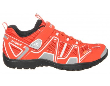 VAUDE YARA TR Trekkingschuhe glowing red