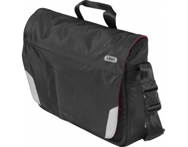 ABUS ORYDE ST 2600 KF OFFICEBAG single bike pannier black