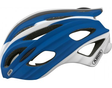 ABUS In VIZZ road helmet race blue