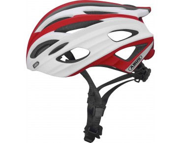 ABUS In VIZZ road helmet race  red