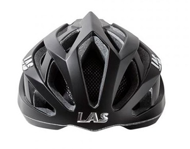LAS DIAMOND Rennradhelm matte black