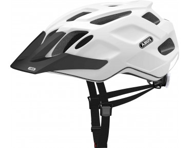 ABUS MOUNT K MTB Helm polar white