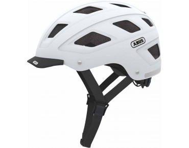 ABUS HYBAN city helmet polar matt