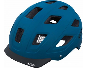 ABUS HYBAN City-Helm petrol