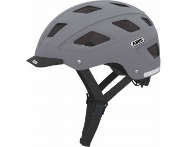 ABUS HYBAN city helmet concrete grey