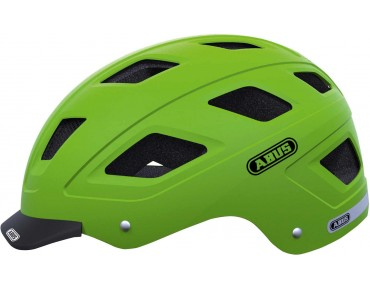 ABUS HYBAN city helmet green
